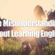 あなたが英語ができない5つの理由